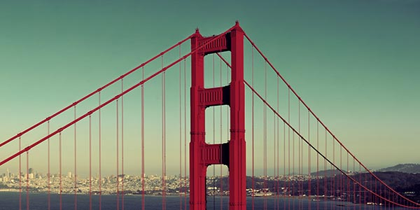 Work & Travel in den USA | Golden Gate Bridge