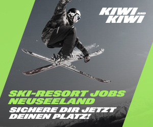 Ski-Resort Jobs Neuseeland