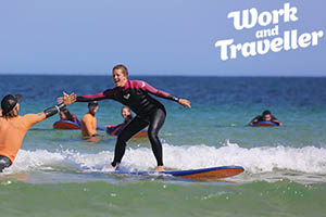 Work and Travel Australien | Work and Traveller Surfpackage